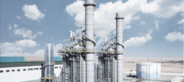 Detailed Engineering Services for 400 MW Combined Cycle Power Plant at Al-Qatrana, Jordan