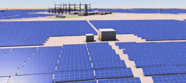 Owner's Engineer Services for 1000 MW PV Solar Park at Badla, Rajasthan, India