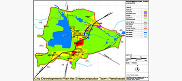 Preparation of City Development Plan (CDP) for Sriperumbudur Town