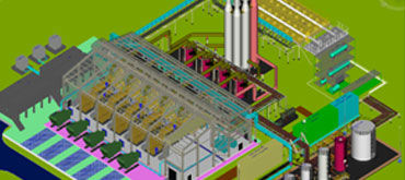 Detailed Engineering Services for 21 MW DG Power Plant at Port Buchanan at Liberia