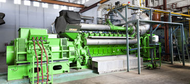 Detailed Engineering Services for 13 MW DG Power Plant at Nigeria