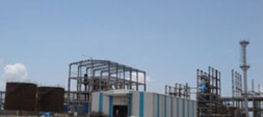 Engineering of 50 TPA Titanium Dioxide Plant at Dahej, Gujarat, India